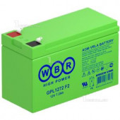 Аккумулятор WBR GP 1272 F2 (28W)