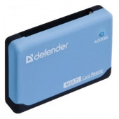 Defender Ultra < 83500 > USB2.0 CF / MMC / RSMMC / SDHC / miniSDHC / SDXC / microSDHC / MS ( / PRO /