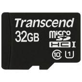 microSDHC 32Gb Transcend <TS32GUSDCU1>