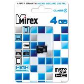 microSDHC 4Gb Mirex