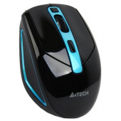 A4Tech G11-590FX-3 Black-Blue USB