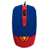 CBR CM 833 Superman Blue-Red USB