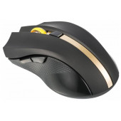 Oklick 495MW Wireless Optical Mouse Black USB