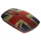 SmartBuy SBM-327AG-BF-FC British Flag Full-Color Print Blue-Red USB