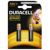 Батарейки Duracell MN2400-12 (LR03) SizeAAA, 1.5V, щелочной (alkaline) <уп. 12 шт.>