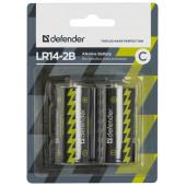 Батарейки Camelion MN1400-2 (LR14) Size C, 1.5V, щелочной (alkaline) <уп. 2 шт.>