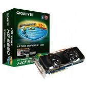 GIGABYTE Radeon HD 5830 800Mhz PCI-E 2.1 1024Mb 4000Mhz 256 bit 2xDVI HDMI HDCP